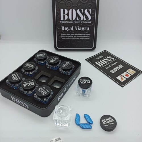 Босс Роял Boss Royal таблетки